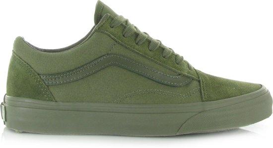 vans leger groen