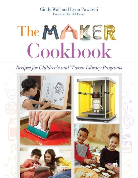 the maker cookbook recipes for children s and tween