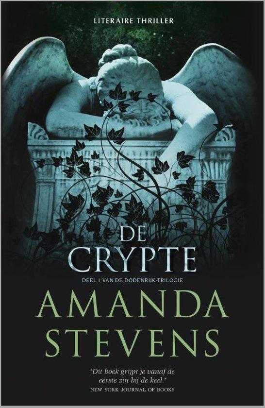 De Crypte (Dodenrijk #1) – Amanda Stevens