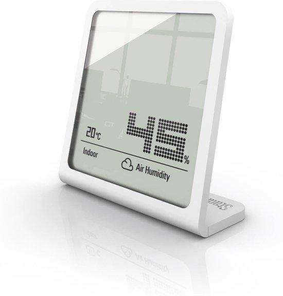 Goossens wonen & slapen hygrometer selina
