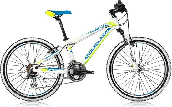 Shockblaze Warrior - Mountainbike - Kinderfiets - 24Inch - BK16SB4101