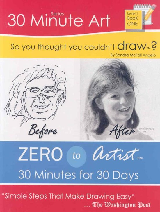 So You Thought You Couldn't Draw?