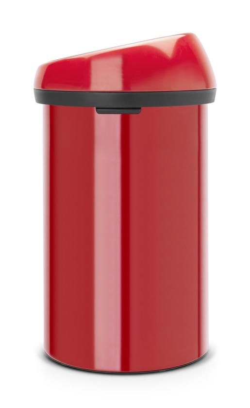 Brabantia Touch Bin 60 Liter Passion Red