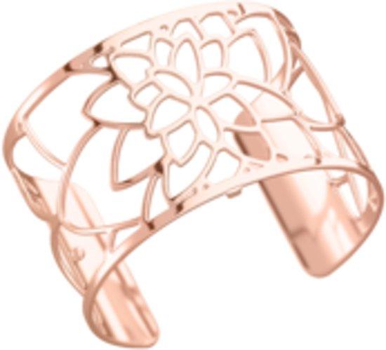 Les Georgettes armband Nenuphar 40mm Rose