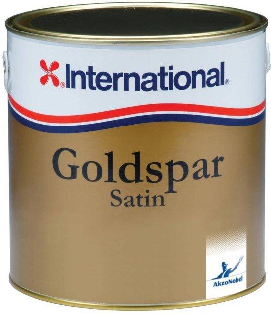 International Goldspar Satin  375 ml