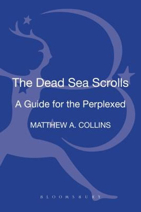Boek cover The Dead Sea Scrolls van Matthew A Collins (Hardcover)