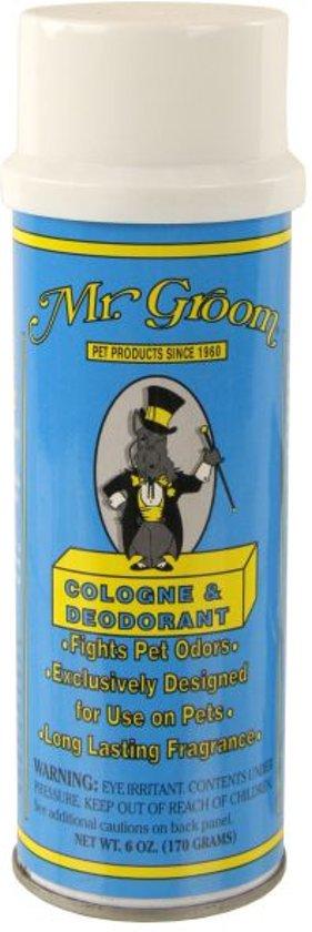 Mr Groom Cologne En Deo