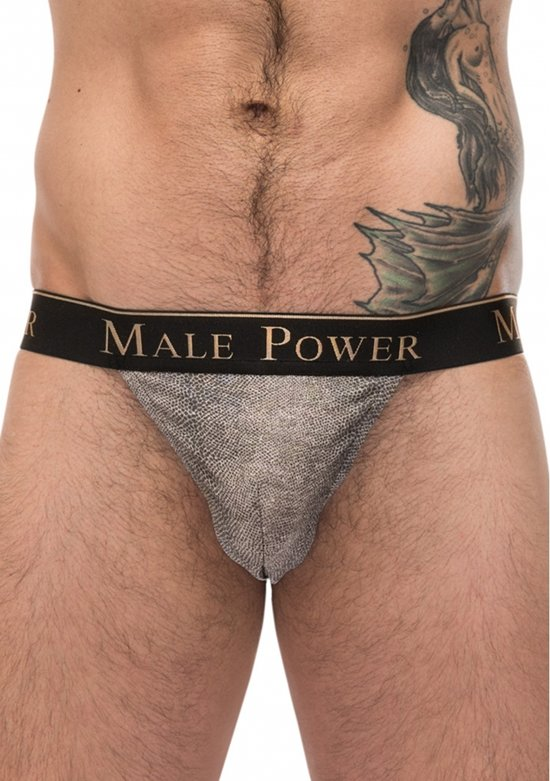 Male Power - Viper Pouch Short - Snake - Maat S/M