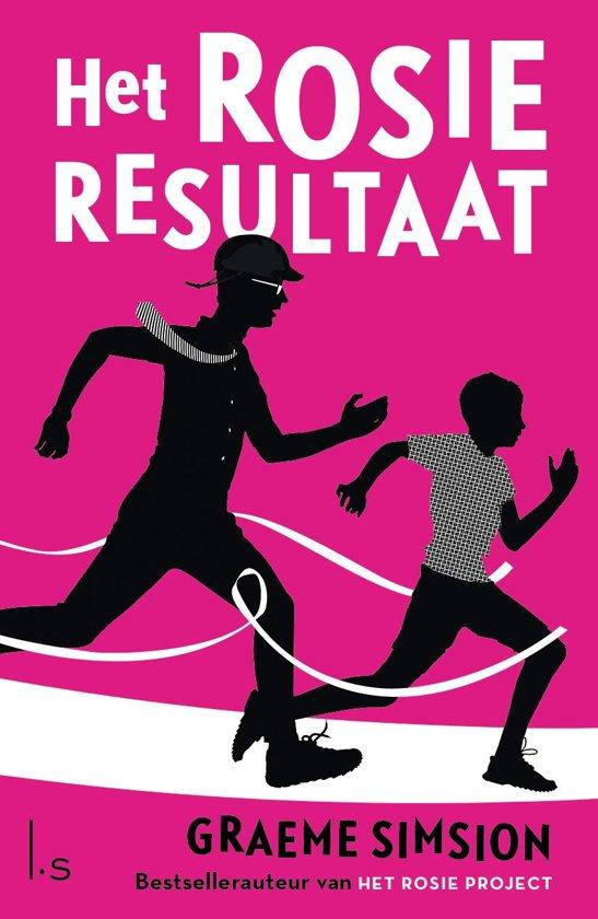 Boek cover Het Rosie resultaat van Graeme Simsion (Onbekend)