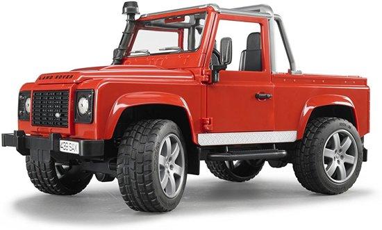 Bruder Land Rover Defender Pick Up Truck