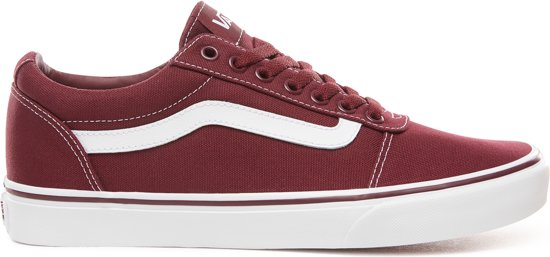 43 Royale Port Maat Ward Sneakers Vans white Heren canvas IYxAS70wq