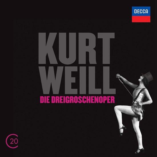 Kurt Weill: Die Dreigroschenoper (20Cc)