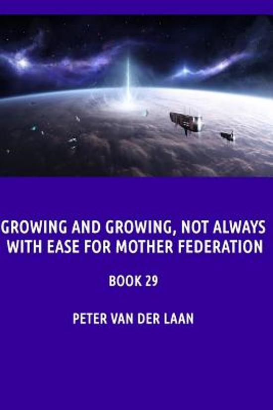 Growing and Growing, Not Always with Ease for Mother Federation