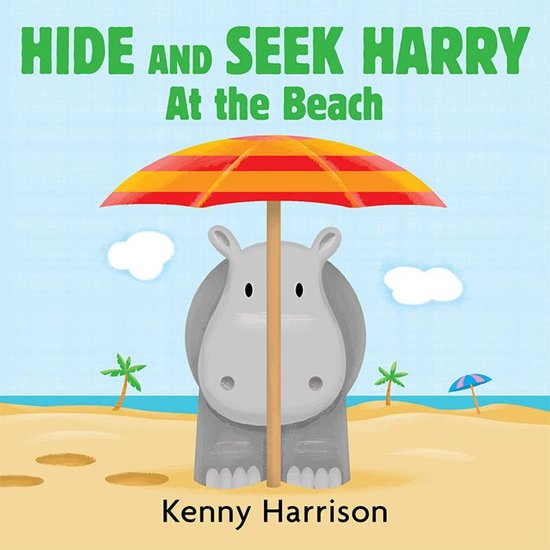 Afbeelding van Hide and Seek Harry at the Beach