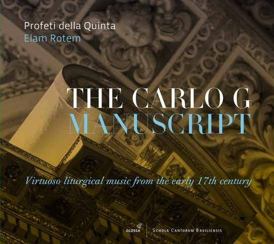 Virtuoso Liturgical Music From The Early 17Th Cent