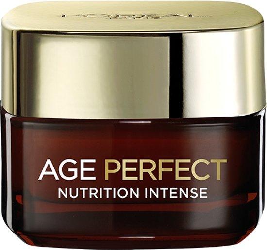 L'Oréal Paris Skin Expert Age Perfect Nutrition Intense Anti Rimpel - 50 ml - Dagcrème