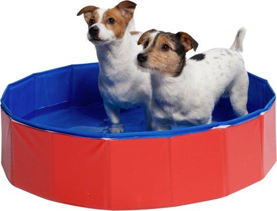 Premium Hondenzwembad - Honden Badje - Verkoeling Hond | 80x80x30cm