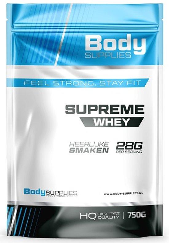 Supreme Whey 750gr Aardbei