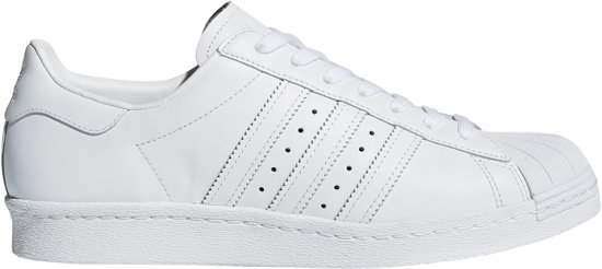 5e21b530bae bol.com | adidas Superstar 80s Sneakers - Maat 37 1/3 - Unisex - wit