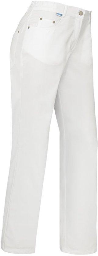 De Berkel Odilia pantalon-38-wit