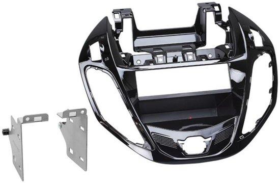 2-DIN paneel Inbay® Ford B-Max 11/2012 > Piano zwart