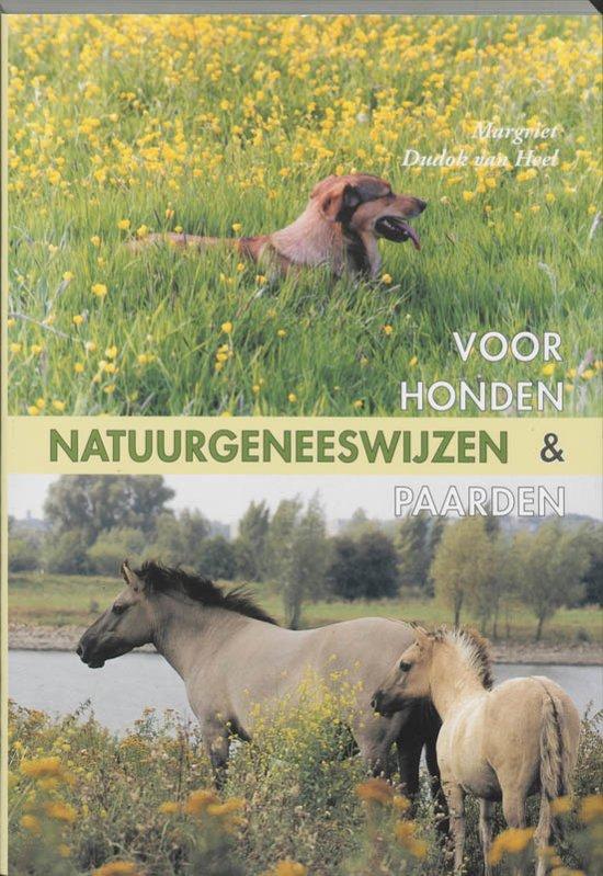 Natuurgeneeswijzen voor honden en paarden