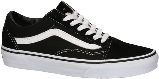 Vans  OLD SKOOL Black/White VD3HY28-Sneakers-Unisex - Maat  39