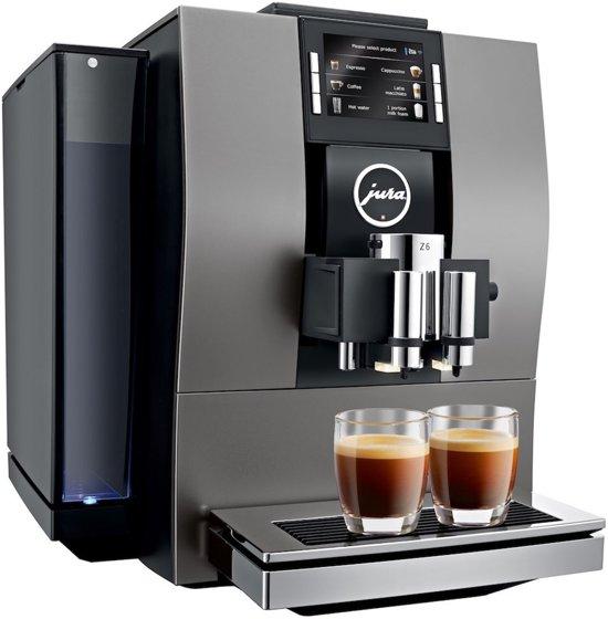 Jura Z6 Volautomatische Espressomachine