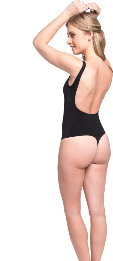 Afbeelding van MAGIC Bodyfashion Body Low Back Body Black - S
