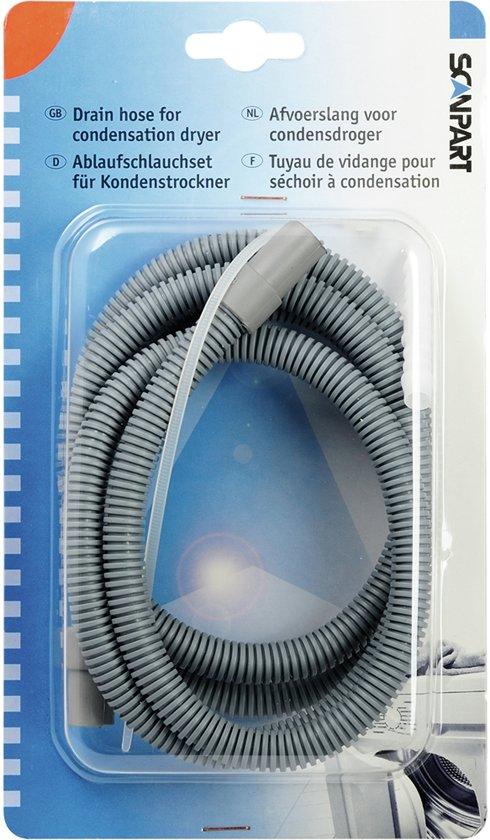 Bekend bol.com | Scanpart condensafvoerslang - 1,5 meter, 8x10 mm DT01