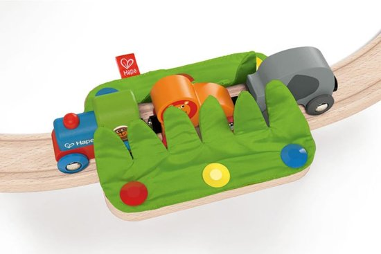 Hape Jungle Train Journey Treinset