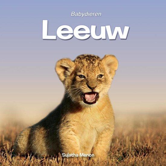 Babydieren Leeuw
