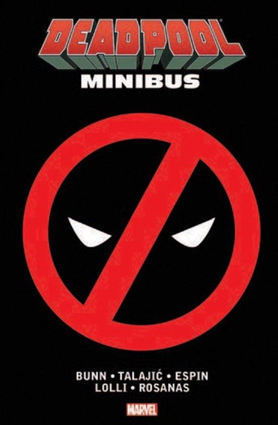 Bol Deadpool Minibus New Printing Cullen Bunn