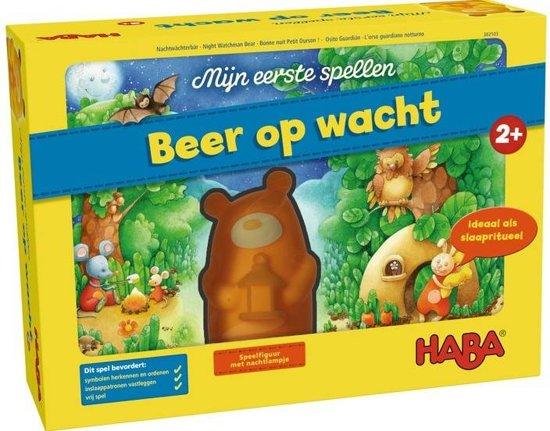 Afbeelding van het spel Haba - Mijn eerste spellen - Beer op wacht