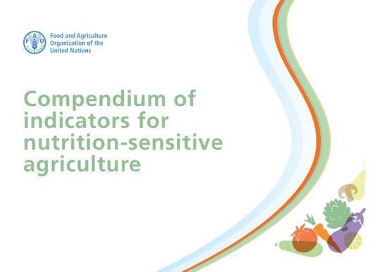 Compendium of Indicators for Nutrition-Sensitive Agriculture