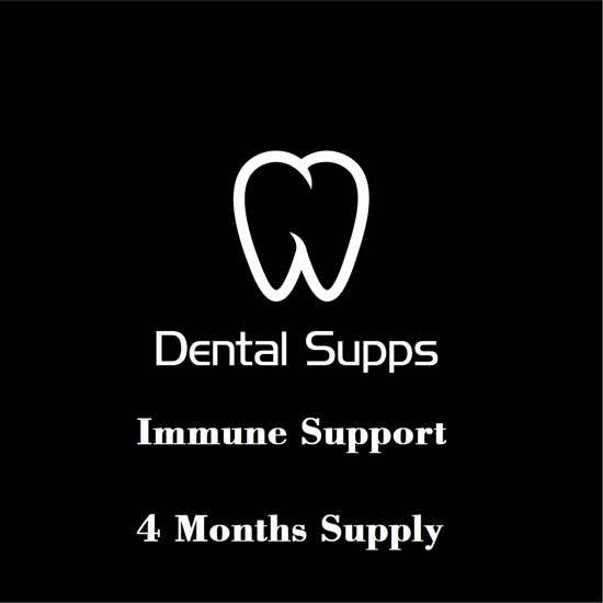 Immune Support Kit: 4 Months Supply - 8-pack NK Cell Activator, 30 Vegetarian Capsules + 4-pack Reishi Extract Mushroom Complex, 60 Vegetarian Capsules