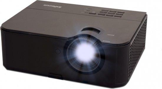 Infocus IN3126 - 3D DLP beamer/projector - WXGA - 4000 ANSI-lumen - Zwart