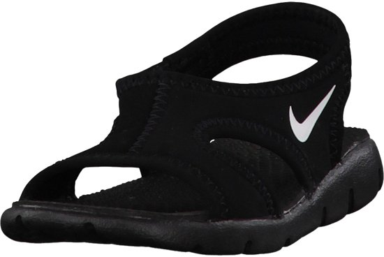 f3fe85e502a bol.com | Nike Sandalen - Black/White - 23.5