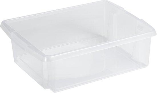 Sunware Nesta Opbergbox 17L - transparant