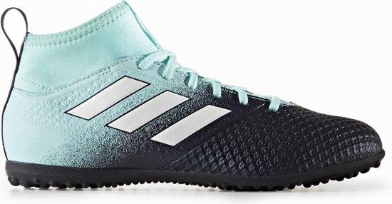 sneakers for cheap 61010 09f2a Adidas Ace Tango 17.3 TF Junior - Kunstgrasschoenen - Unisex -  Lichtblauw/Groen/Zwart - Maat 2.5 ( 35)