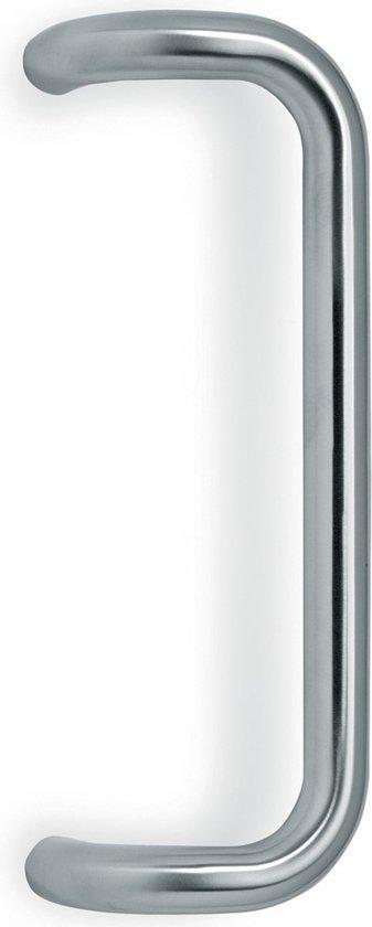 Artitec Deurgreep rvs - 32 mm / 300 mm doorgaand m/ schroefkop