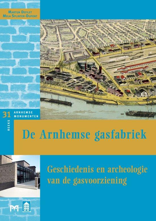 De Arnhemse gasfabriek