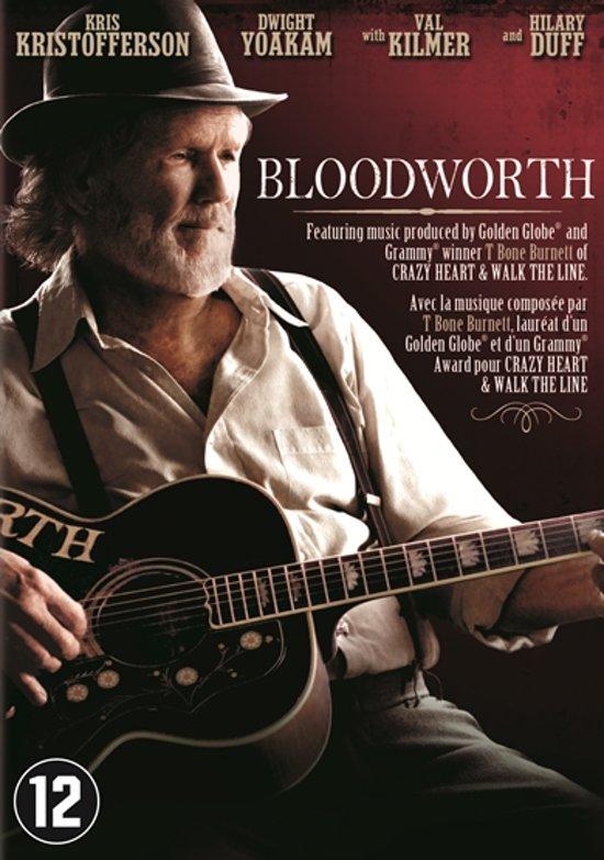 Cover van de film 'Bloodworth'