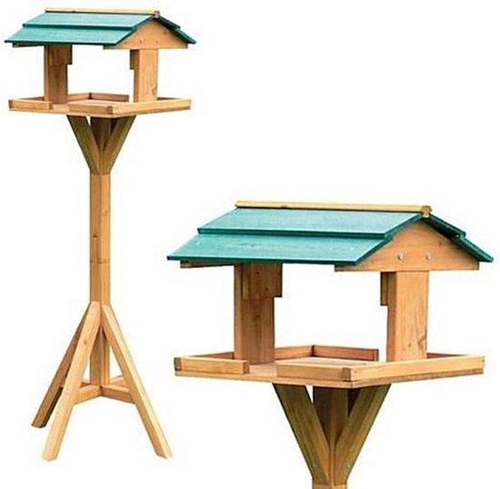 Vogelvoederhuisje - 30 x 30 x 116 cm