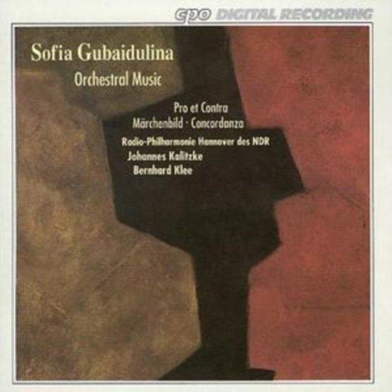 Gubaidulina: Orchestral Music / Kalitzke, Klee, et al
