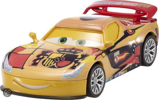 Disney Cars auto Miguel Camino - Mattel