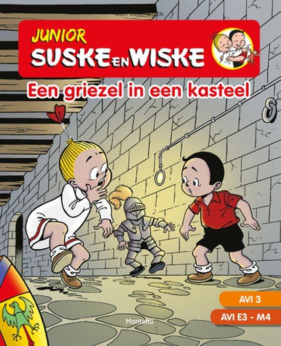 Junior Suske en Wiske - Suske en Wiske een griezel in het kasteel E3-M4 AVI 3