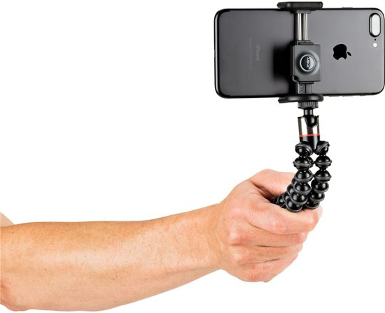 Joby GripTight ONE GorillaPod Magnetic Smartphonestatief met Impulse Bluetooth remote
