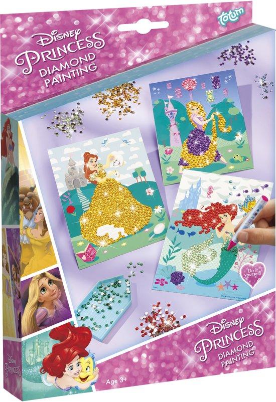 Disney Princess Diamond Painting - Totum knutselset