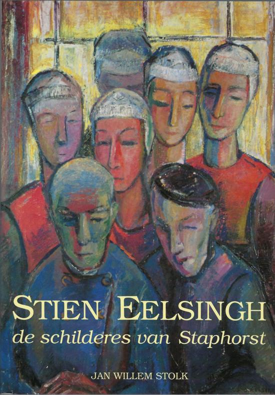 Boek cover Stien eelsingh van Johannes Maarten Stolk (Hardcover)